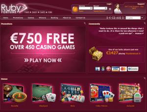 Online pokies ruby fortune teller